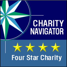 Logo for Charity Navigator