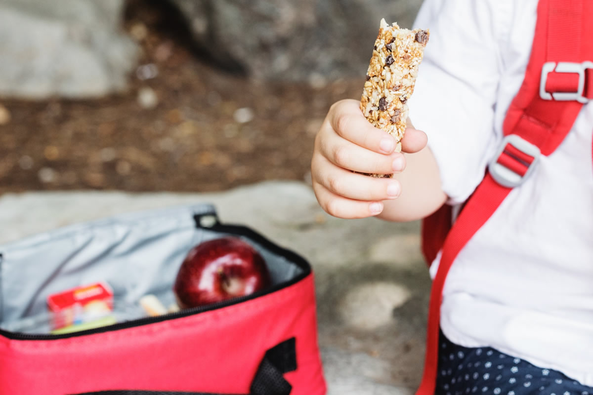 What's in your child's lunchbox?
