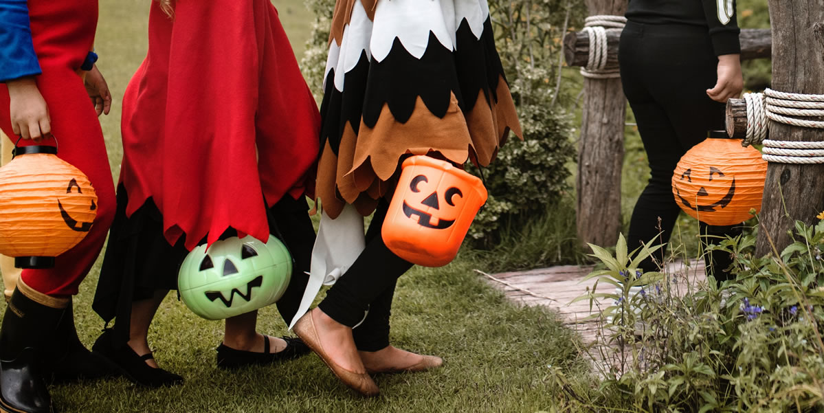 4 tips to help you have a healthier Halloween