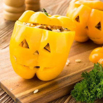 Image for Celebrate Halloween with a healthy twist