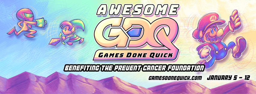 Awesome Games Done Quick 2020
