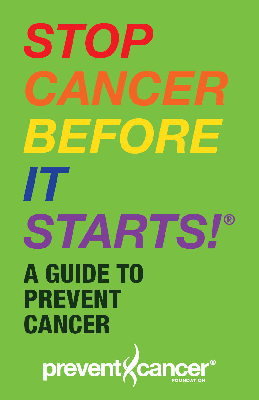 Stop Cancer Before it Starts! A Guide to Prevent Cancer