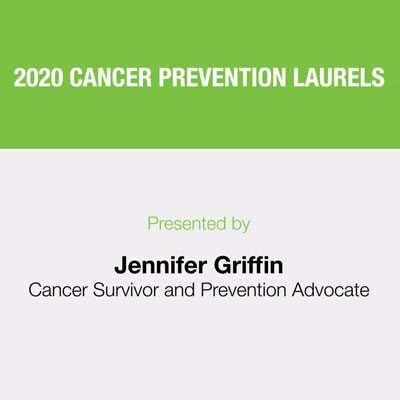 Image for Leaders in cancer prevention honored by the Prevent Cancer Foundation