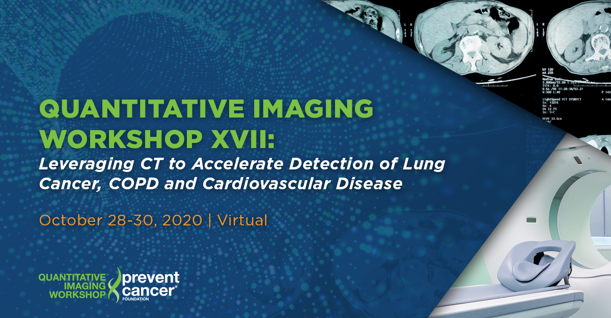 Quantitative Imaging Workshop XVII: Leveraging CT to Accelerate Detection of Lung Cancer, COPD and Cardiovascular Disease