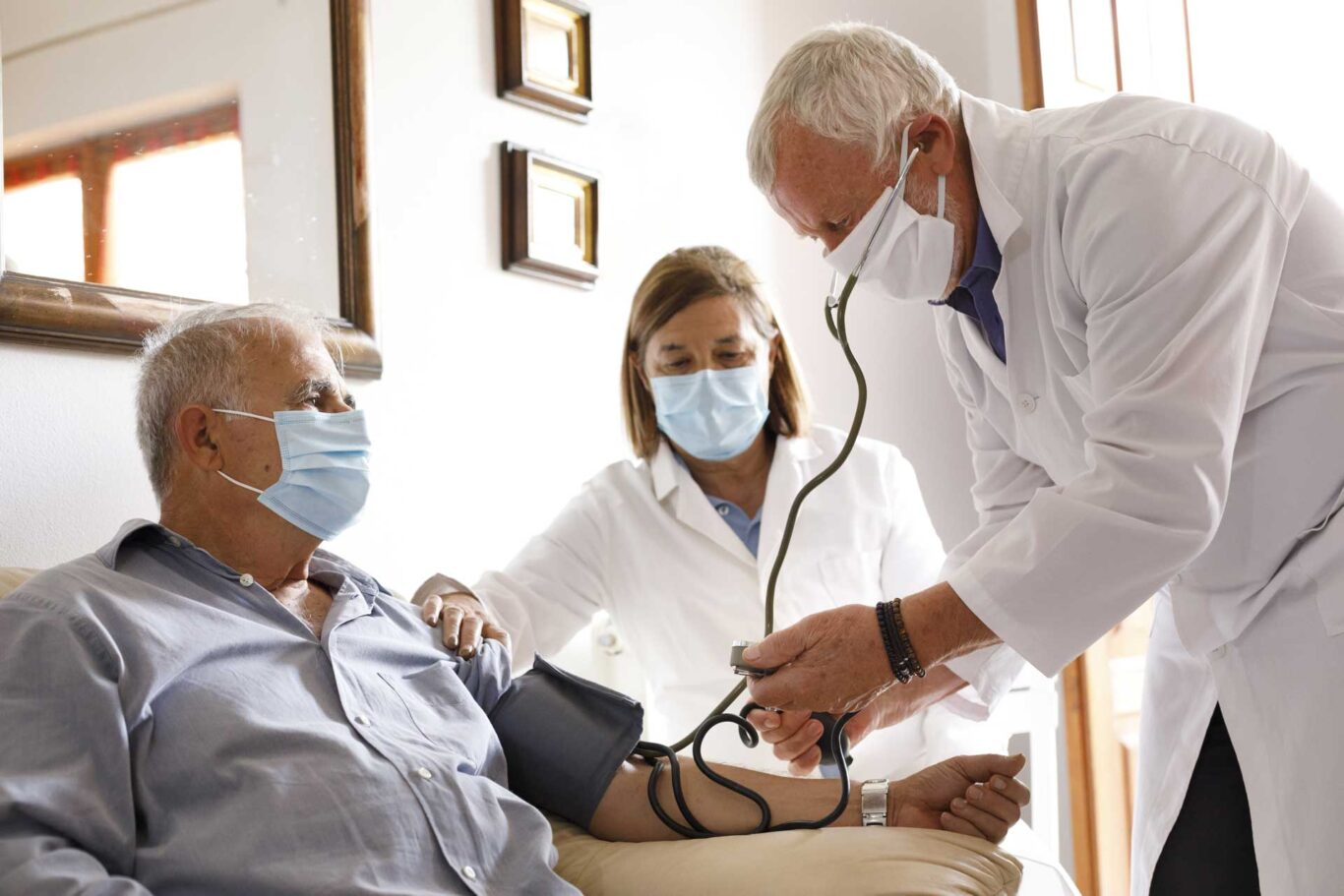 Healthy aging and cancer screening
