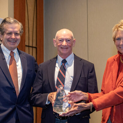Image for Dr. Daniel Sullivan honored for leadership in quantitative imaging biomarkers