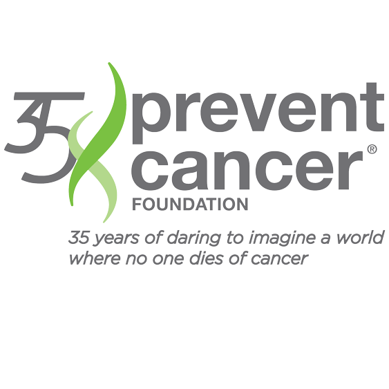 Prevent Cancer Foundation - 35 years of daring to imagine a world where no one dies of cancer