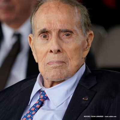 Image for The Weekly: Bob Dole announces lung cancer, breast cancer death in young women, and more