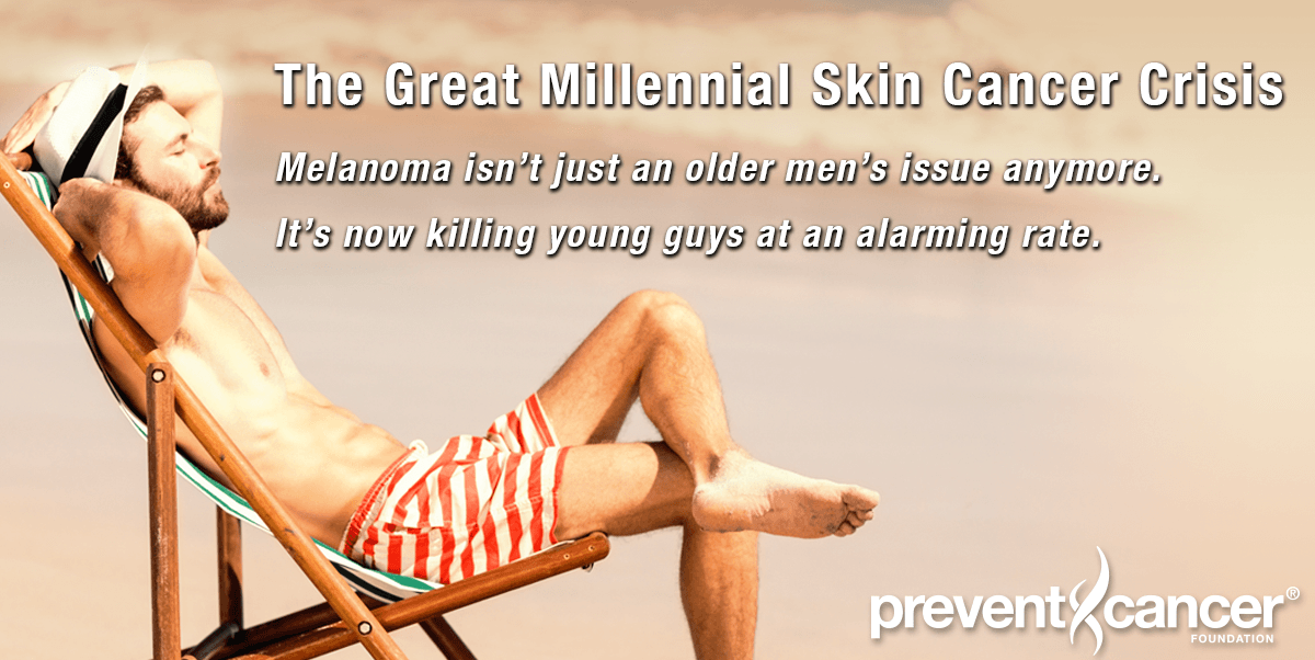 The Great Millennial Skin Cancer Crisis