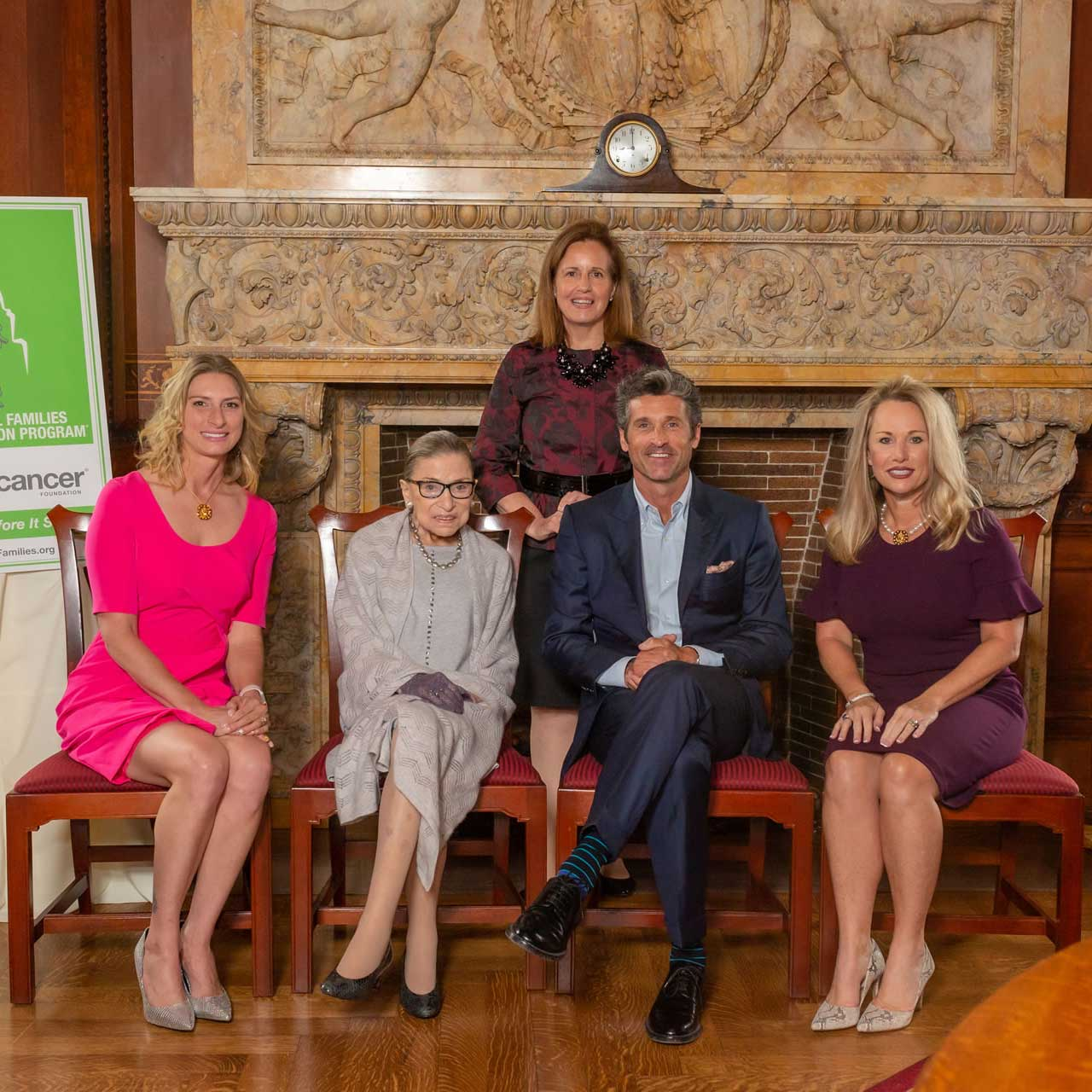 Advancing Collaboration with Congressional Families Cancer Prevention Program