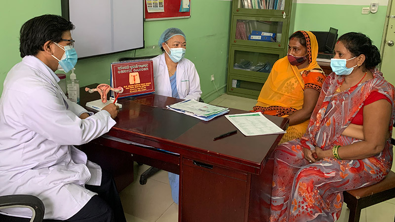 Cancer Care Nepal