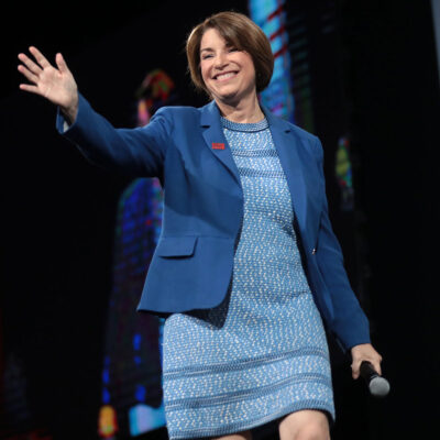 Image for The Weekly: Senator Amy Klobuchar shares her breast cancer story